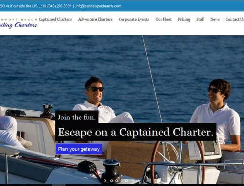 Newport Beach Charters