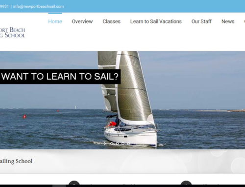 Newport Beach Sailing School